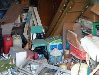 ゴミ屋敷清掃サービス。不用品回収サービスなら岡山ゴミレスキュー119へ
